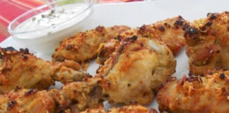 Garlic-Wings