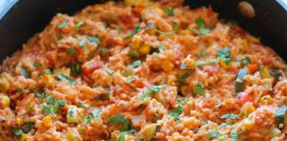 One-Pot-Mexican-Beef-and-Rice-Casserole