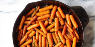 Roasted-Brown-Butter-Honey-Garlic-Carrots