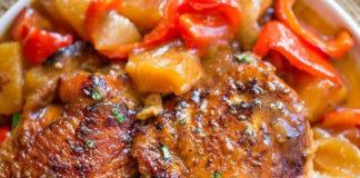 Slow-Cooker-Hawaiian-Chicken