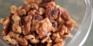 cinnamon-sugared-walnuts