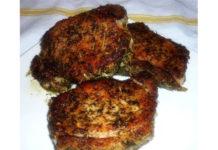 herbed-garlic-butter-pork-chops