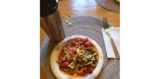 mandarin-pasta-spinach-salad