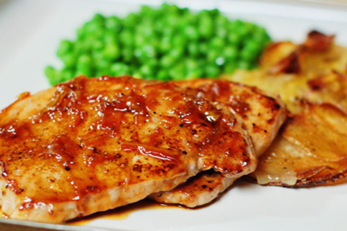 maple-herb-marinated-pork-chops