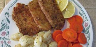 pork-schnitzel-gnocchi-lemon-garlic-butter-sauce