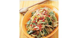 sesame-chicken-cucumber-noodle-salad