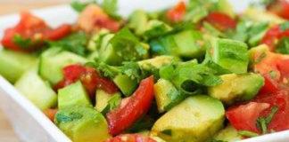 summer-tomato-avocado-salad