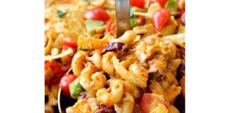 taco-pasta-bake