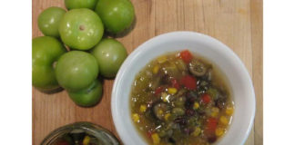 tomatillo-corn-black-bean-chutney