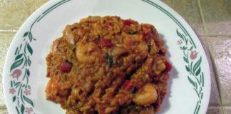 Shrimp-Jambalaya