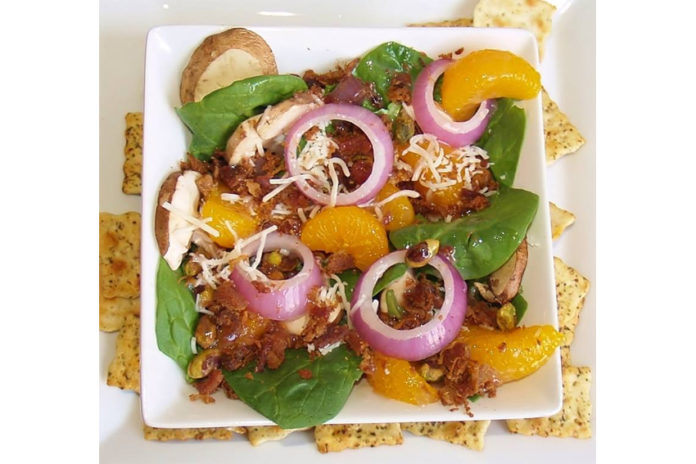 aunt-bettys-orange-spinach-salad