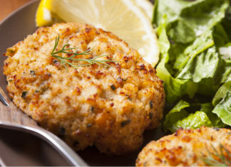 potato-crab-cakes-lime-butter