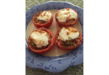 air-fryer-herbed-mozzarella-tomatoes