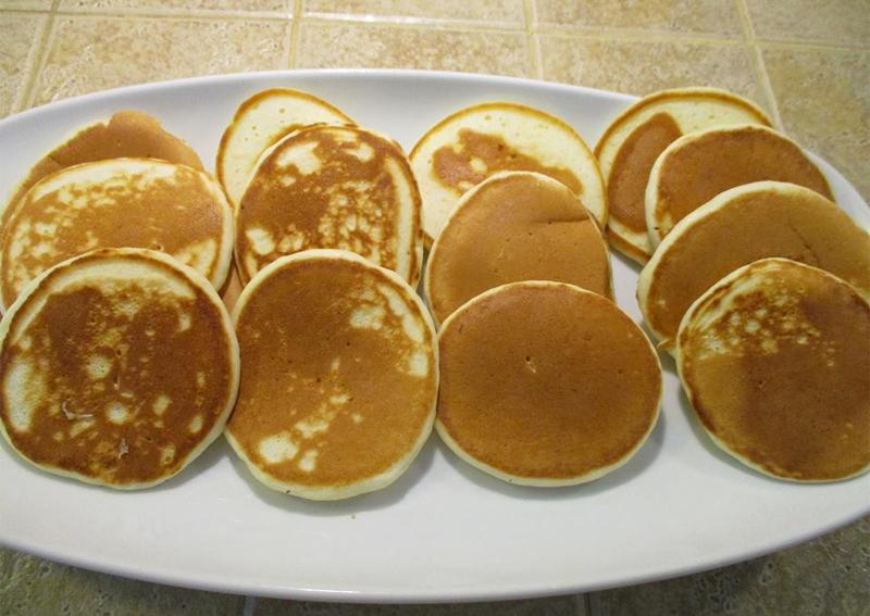 Homemade Fluffy Pancake Mix Skip The Salt Low Sodium Recipes