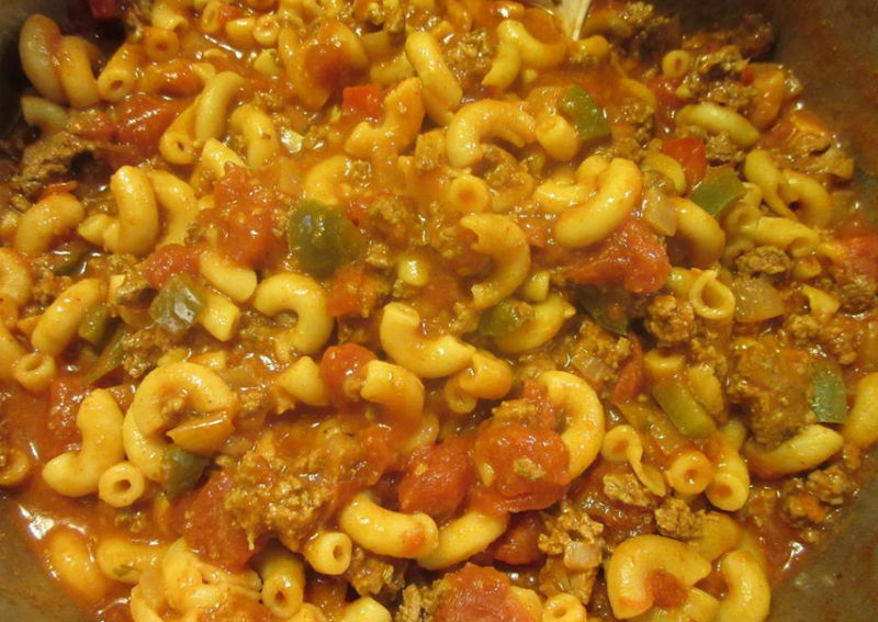 Low sodium one pot chili mac skip the salt low sodium recipes low sodium one pot chili mac forumfinder Image collections