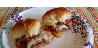 cheese-steak-sliders