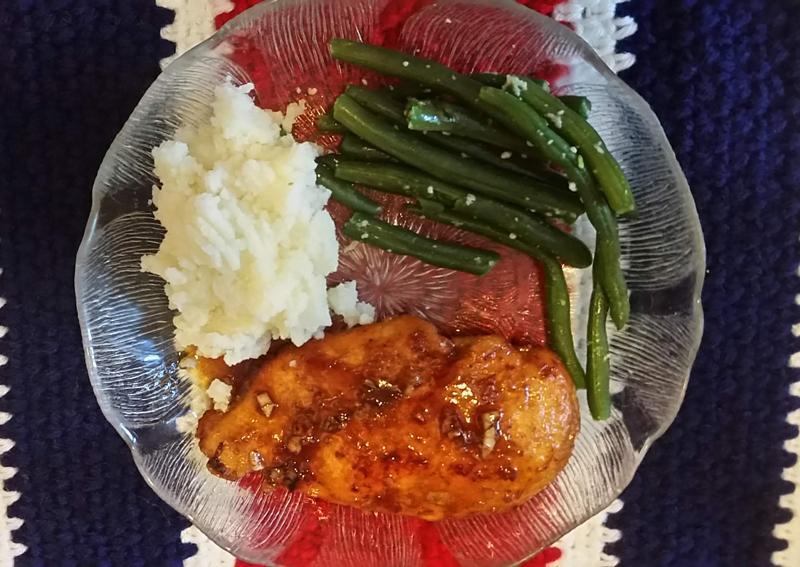 Honey Chicken Skip The Salt Low Sodium Recipes